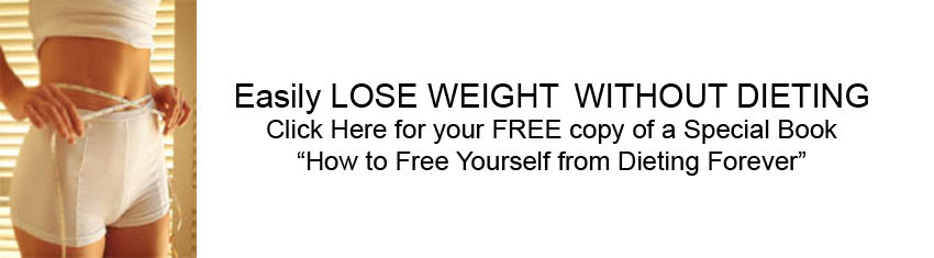 Easily Lose Weight Without Dieting