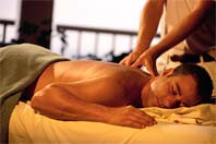 Schedule a massage before your race