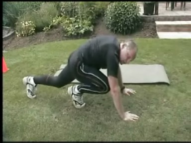 How to do Running Squats and Climbers