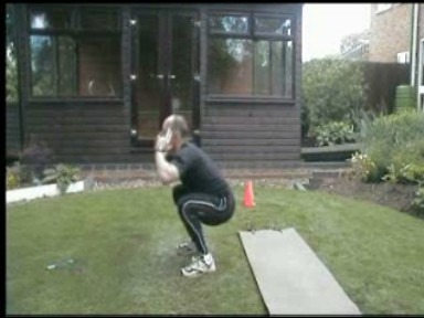 Speed Squats